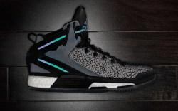 D Rose 6 Iridescent Basketball Shoes