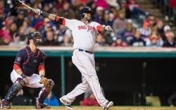 David Ortiz New Balance Red Sox