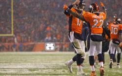 Denver Broncos New England Patriots
