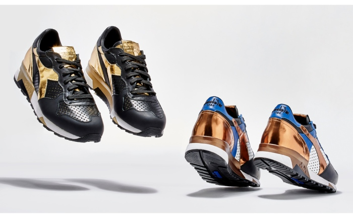 Barneys New York BNY Sole Series Diadora Sneakers
