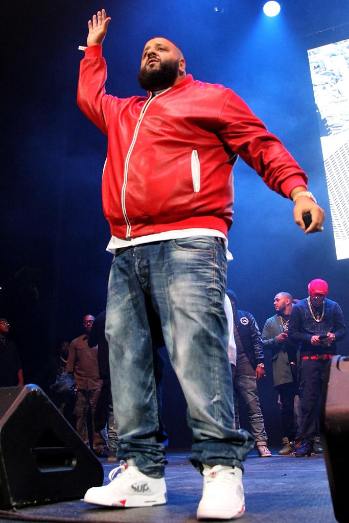 DJ Khaled Nike Air Jordan 5