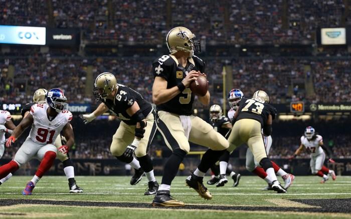 Drew Brees New Orleans Saints Nike Cleats