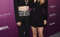 Adriana Lima & Christie Brinkley