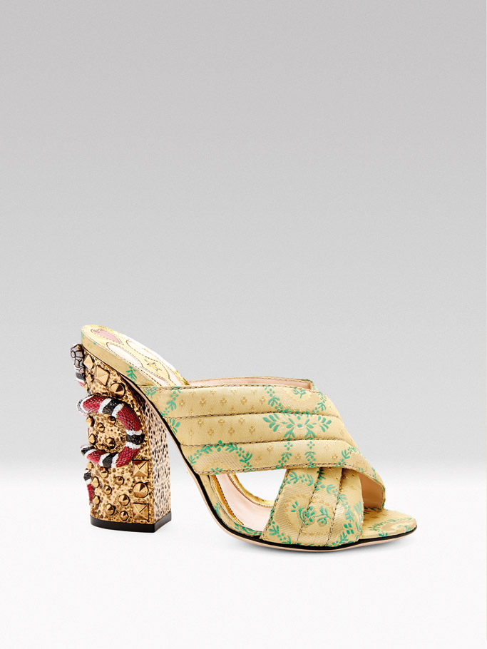 gucci spring 2016 women shoes