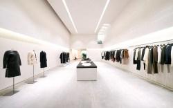 Helmut Lang Melrose Avenue store, Los Angeles