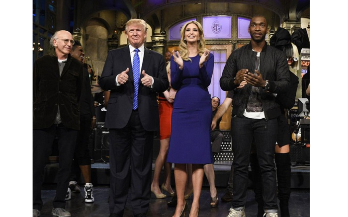 Donald Ivanka Trump SNL