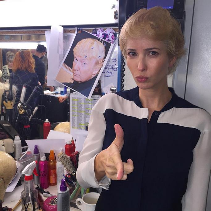 Ivanka Trump SNL
