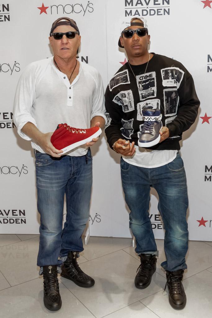 Ja Rule Style Shoes