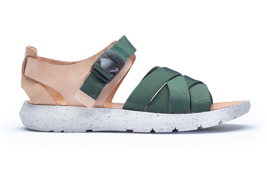 Clarks x Christopher Raeburn Jacala sandal