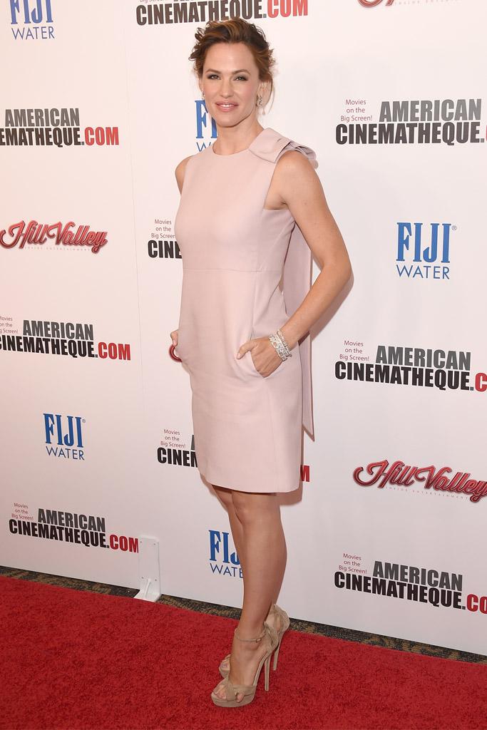 Jennifer Garner Celebrity STatement SHoes