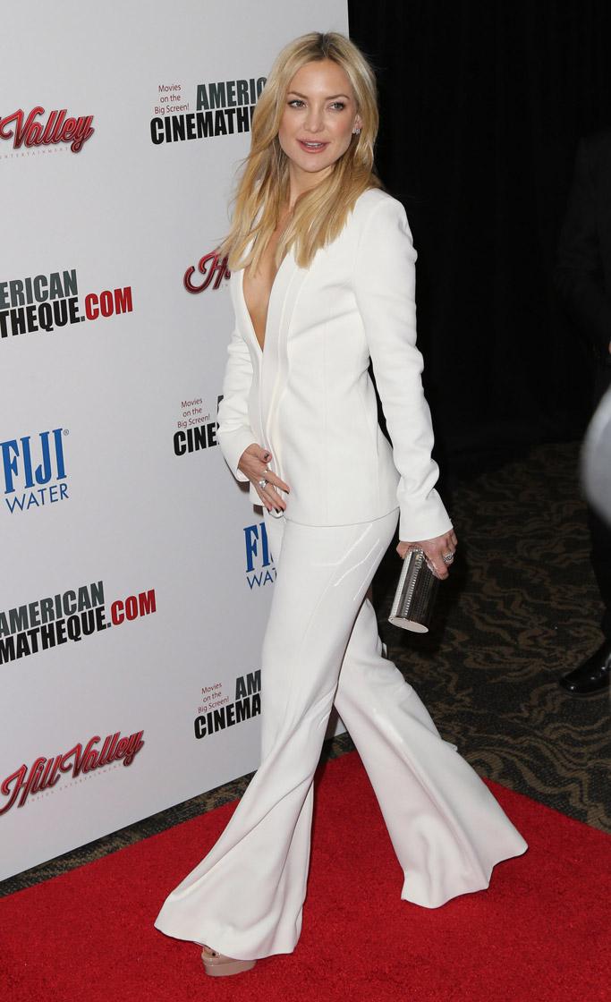 Kate Hudson Celebrity Statement Shoes