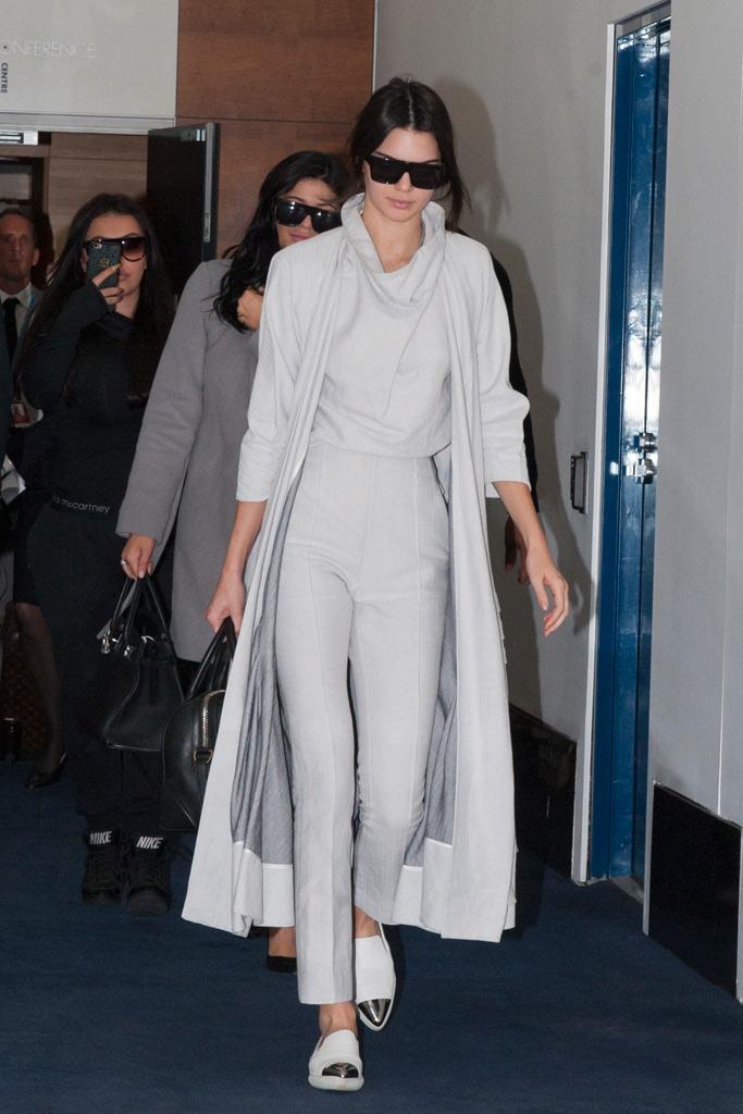 Kendall Jenner Miu Miu Sneakers