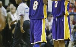 Kobe Bryant in Adidas & Nike Signature Shoes