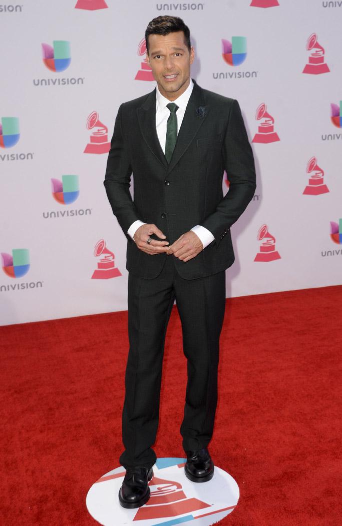 Ricky Martin 2015 Latin Grammy Awards
