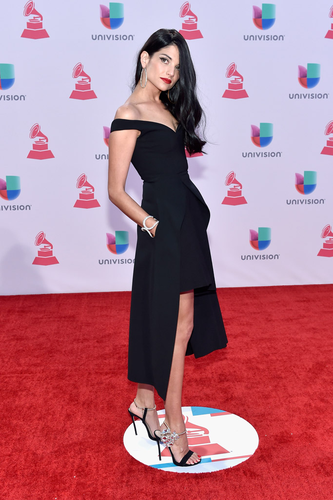 Natalia Jimenez 2015 Latin Grammys