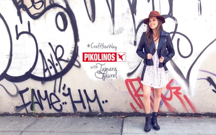 Tamara Laurel for Pikolinos