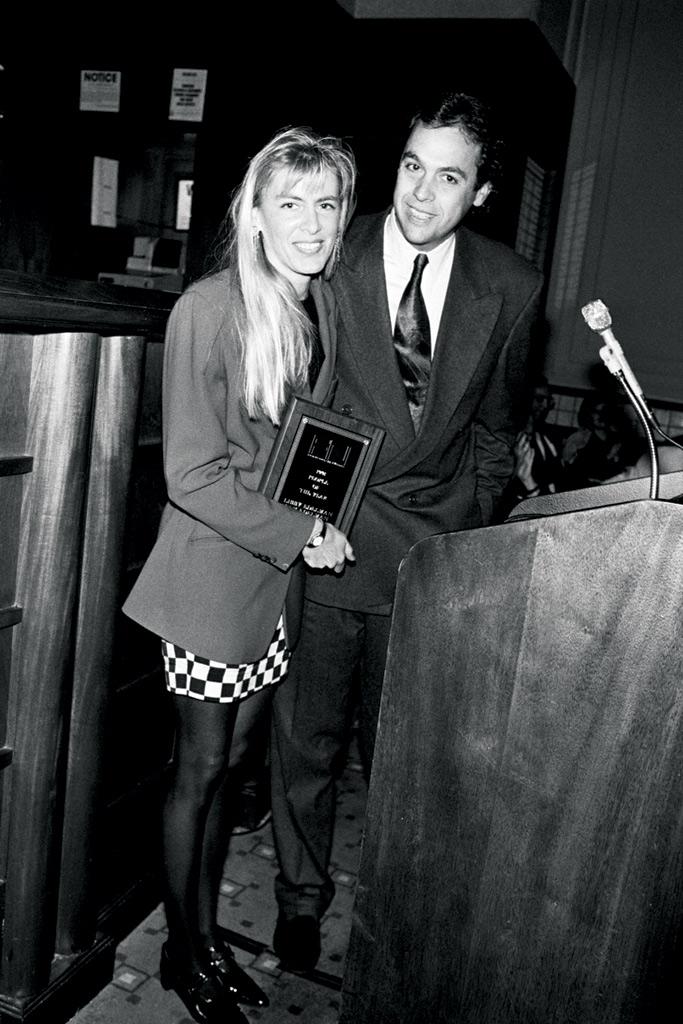 Footwear News Achievement Awards, fnaas, libby, sam edelman