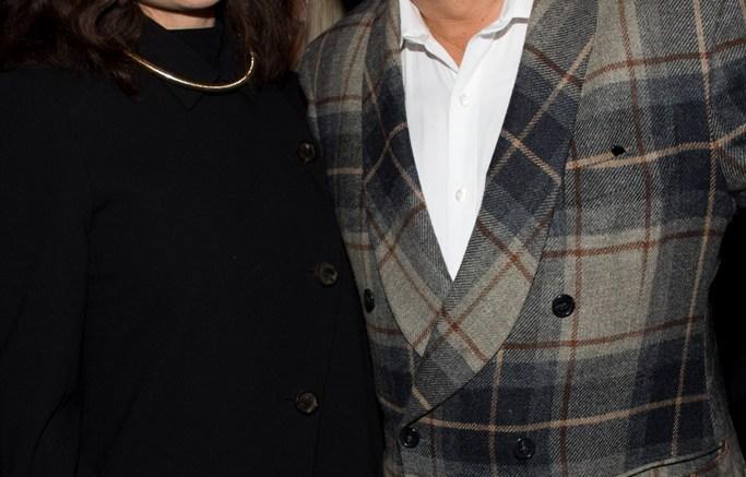 Rosetta Getty and Christian Louboutin
