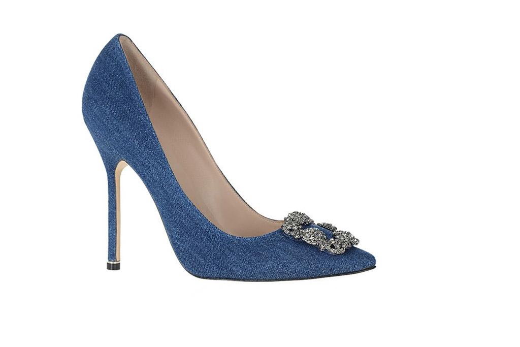 Manolo Blahnik Spring '16 Shoes