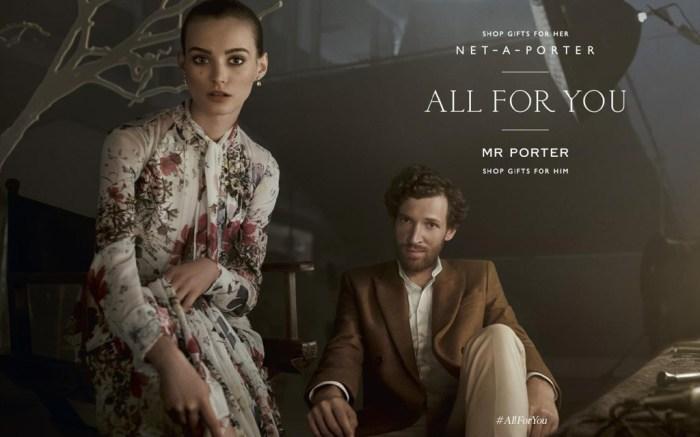 Net-A-Porter, Mr Porter Holiday 2015 Campaign