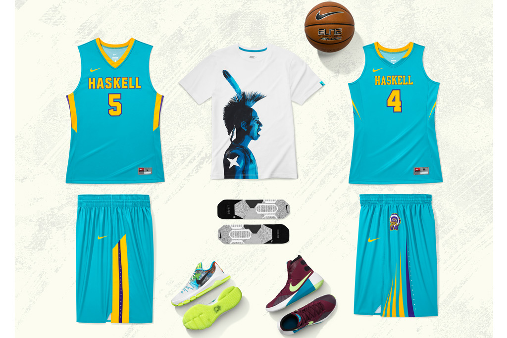 Nike Native American Heritage Month Collection