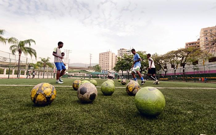 Nike Creates Olympic Villages in Rio de Janeiro