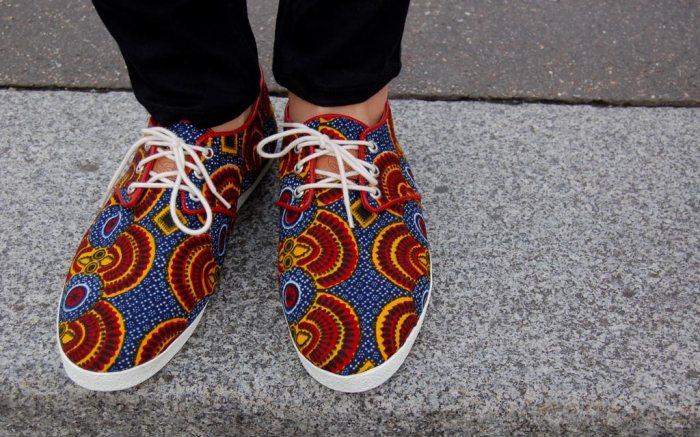 Panafrica sneakers