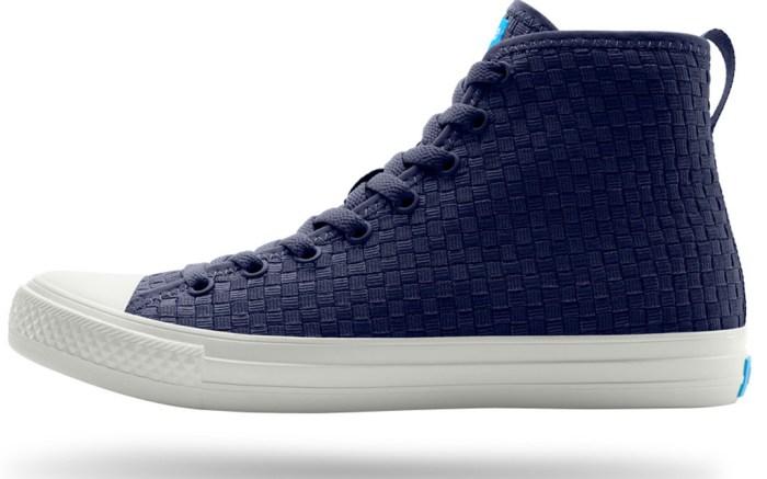 Phillips High Naval Blue People Footwear