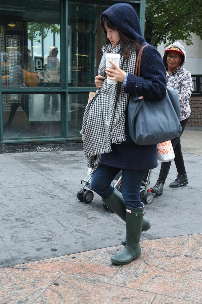 Style Rain Boots