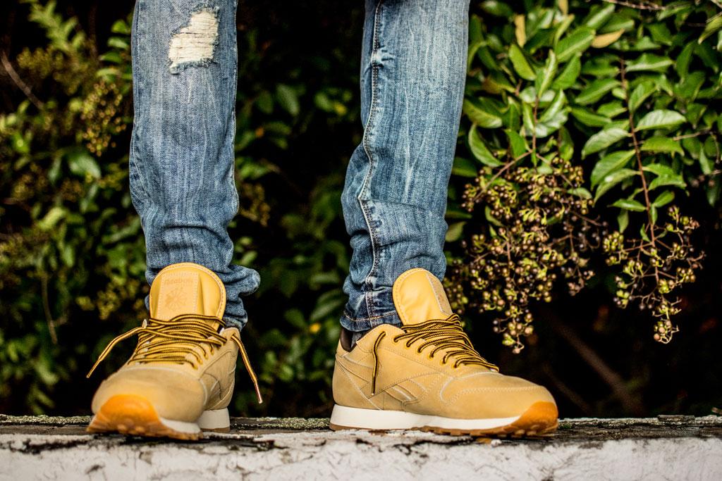 Reebok Wheat Pack Sneakers