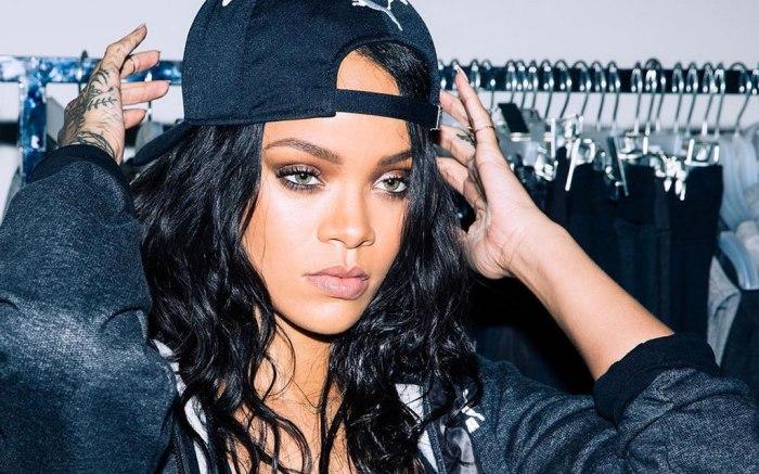 Rihanna Puma