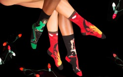 The Fenty for Stance by Rihanna Holiday Collection