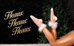 Rihanna Stance Holiday 2015