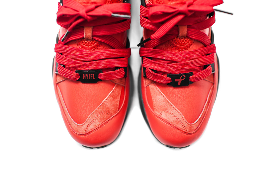 Rise Puma NYIFL New York Is For Lovers HIV AIDS Awareness