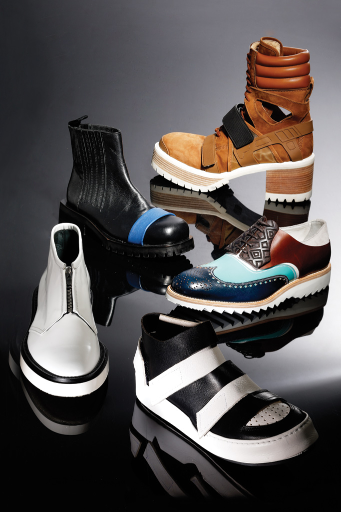 5 Rising Men's Shoe Brands You Need To