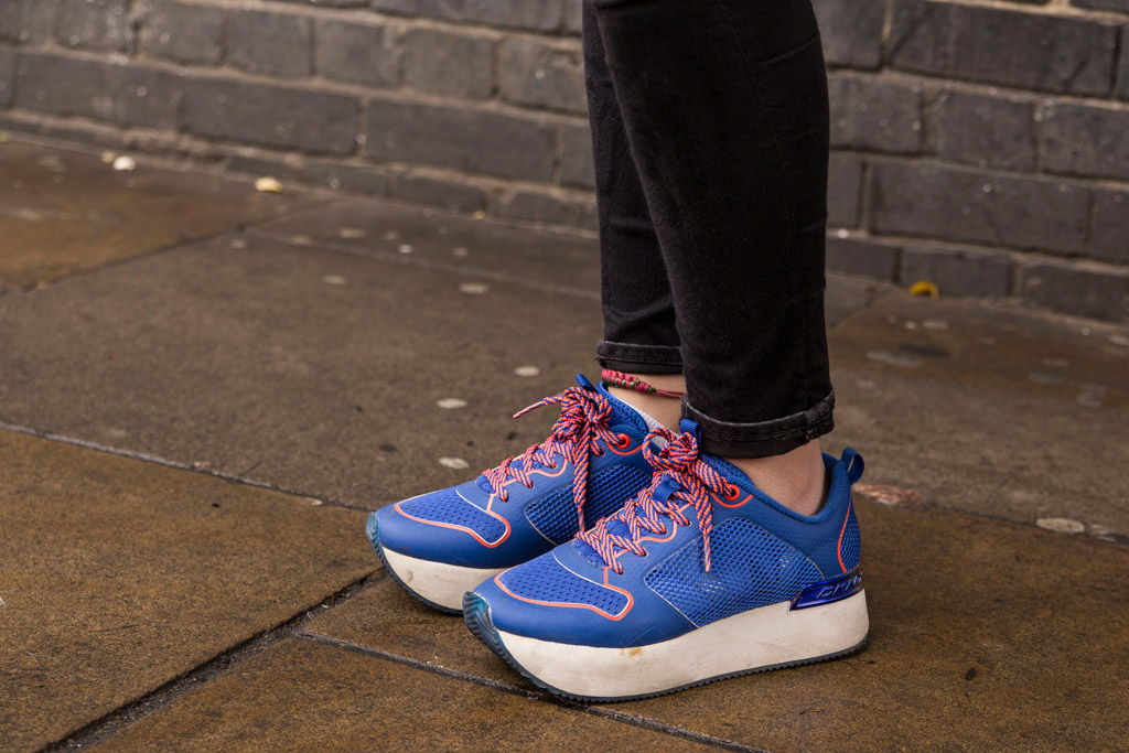 London Street Style Shoes