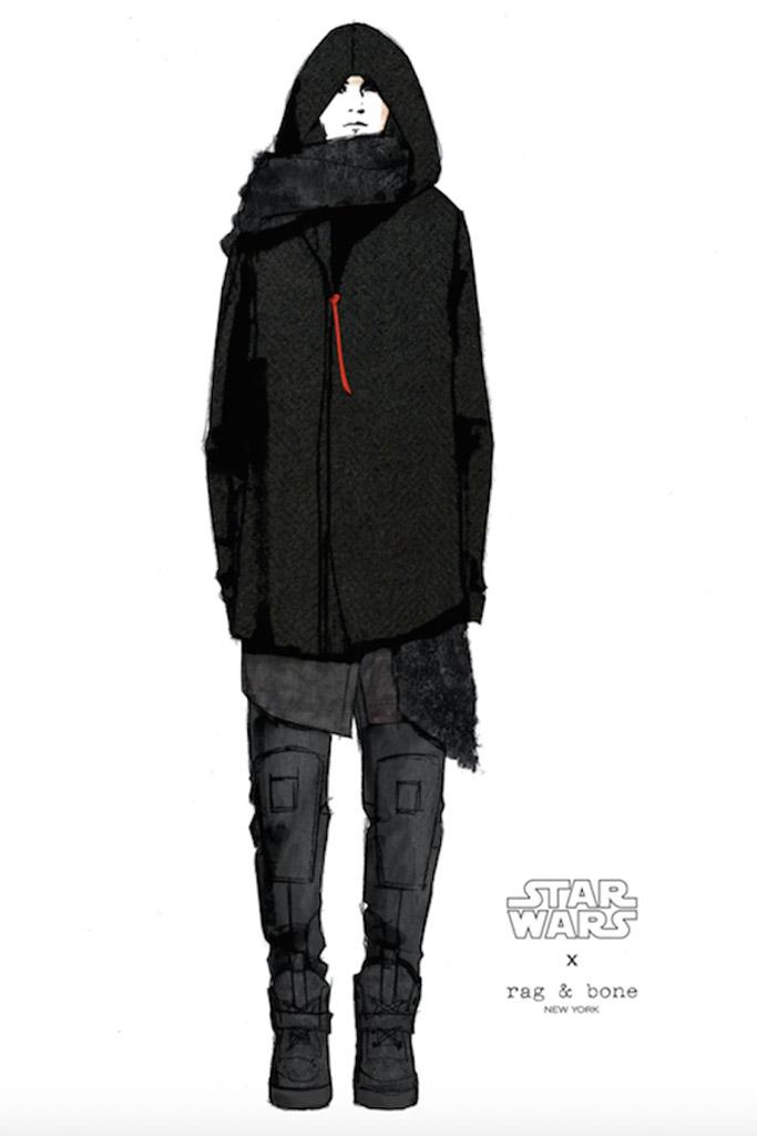 Bloomingdales + Star Wars 'Force 4 Fashion' Collaboration