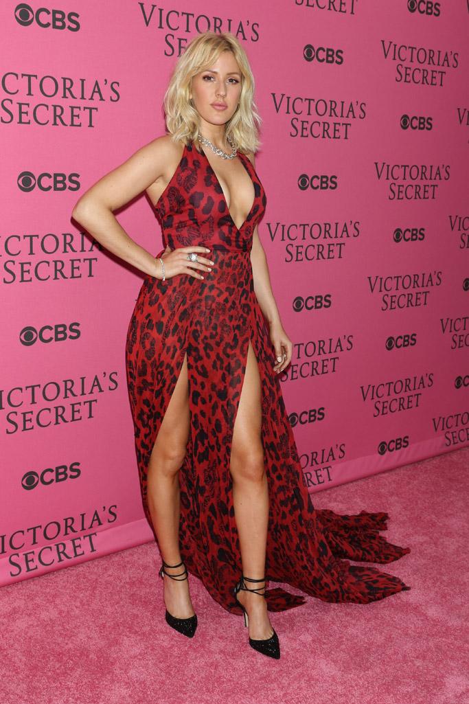 Victoria's Secret Fashion Show Arrivals 2015