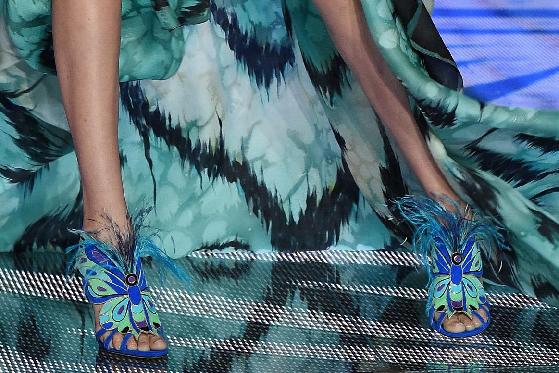 Victoria's Secret Fashion Show 2015 Shoes