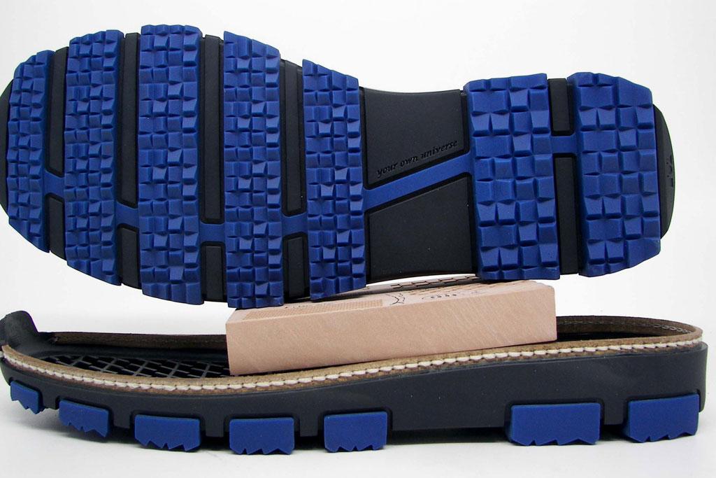 Y.O.U.'s new hybrid soles