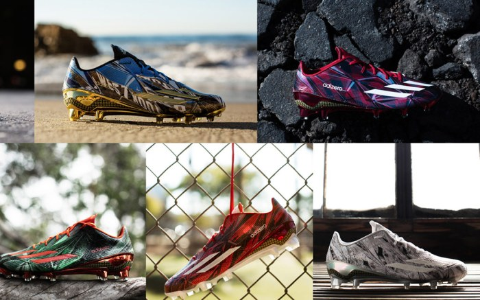 Adidas Cleathead Collection