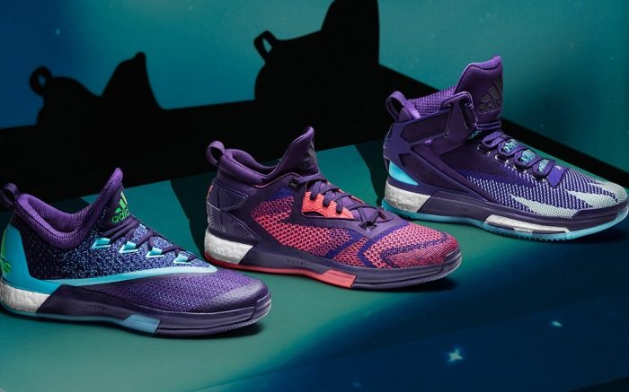 Adidas D Lillard 2 Aurora Borealis NBA All-Star Weekend