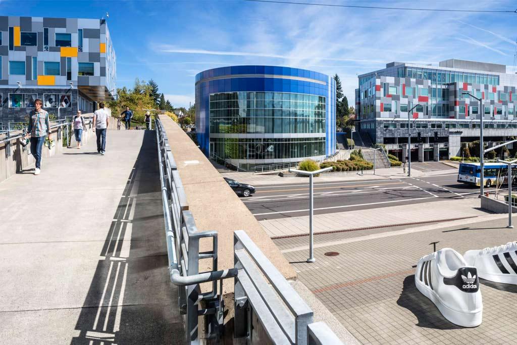 Pase para saber ducha Reposición  Adidas Expands North American Headquarters in Portland – Footwear News
