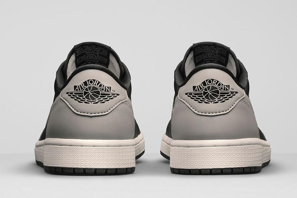 Air Jordan 1 Retro Low OG Medium Gray