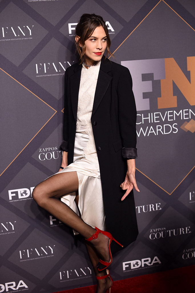 FNAAs 2015 Red Carpet Arrivals