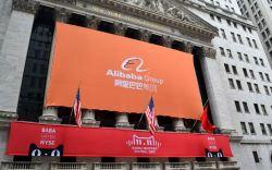 Alibaba on NYSE