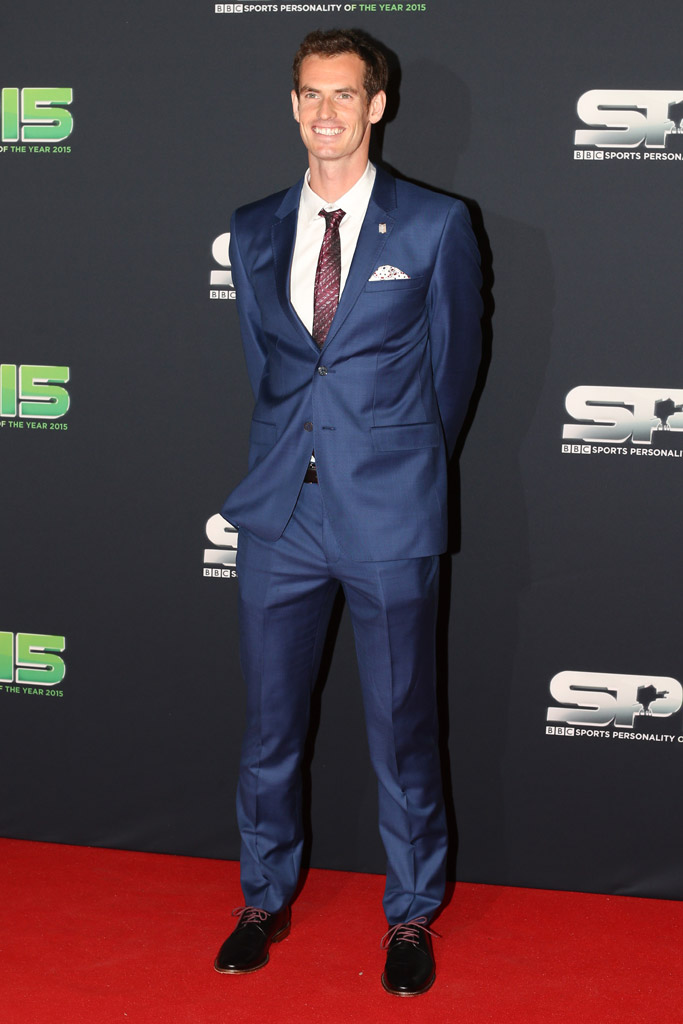 Andy Murray BBC Sports Personality of the Year