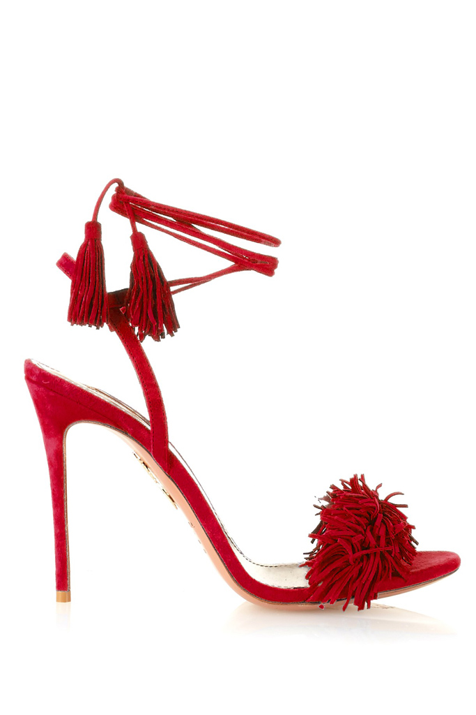 Aquazzura Wild Thing shoes