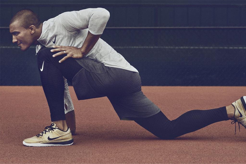 Ashton Eaton; Nike