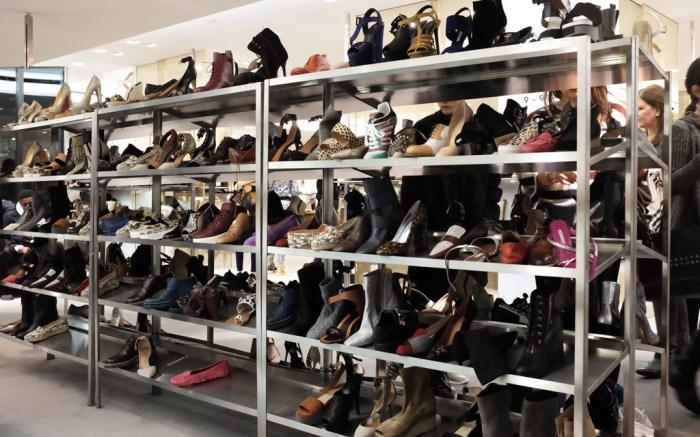 Barneys NY Shoe Sale